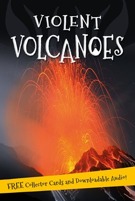 Book cover for It's all about... Violent Volcanoes